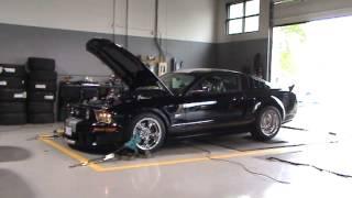 Franks 2007 Mustang GT - 666 RWHP!