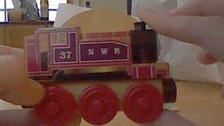Thomas & Friends Wood Rosie Unboxing Review