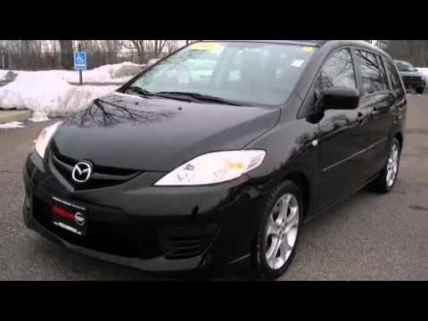2009 Mazda Mazda5 Wagon With Dual Sliding Doors