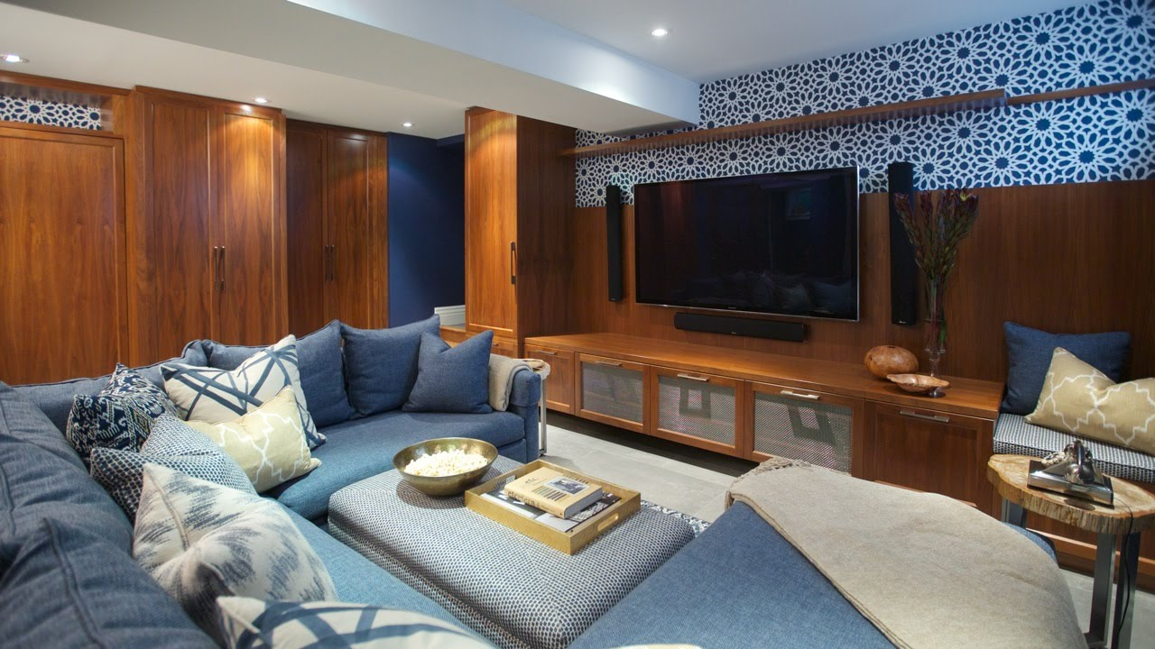 basement remodels before and after. Interior Design \u2014 Before \u0026 After: Cosy Colourful Family Basement Renovation - YouTube Remodels And After A