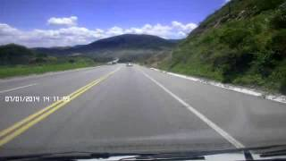 Viagem de maragojipe Bahia á São paulo BR 381 Rodovia da morte (Vídeo 66