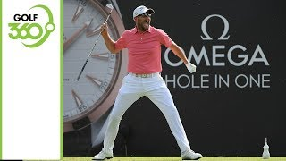 Special Pink Friday for cancer survivor Matthew Southgate at Dubai Desert Classic