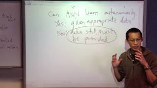 Artificial Neural Networks (3 of 3)