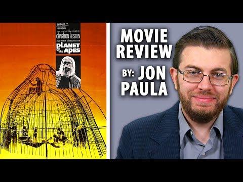 Planet Of The Apes (1968 Original) -- Movie Review #JPMN