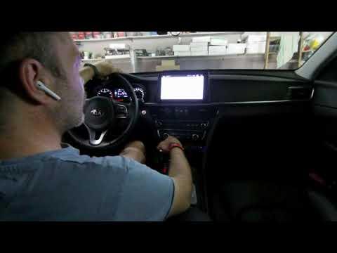 Автомагнитола для Kia Optima (2017+) - Roximo Cardroid RD-2325-DSP