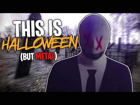 """""""this is halloween"""" Deathcore/Death Metal cover (2019)"""