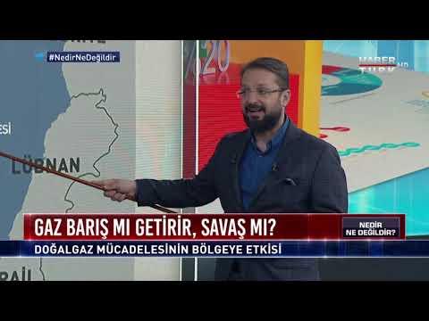 Nedir Ne Değildir - 16 Mart 2018 (Akdeniz'de Enerji Kaynakları)