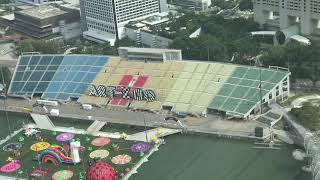 Marina Bay Sand Singapore-March 2018