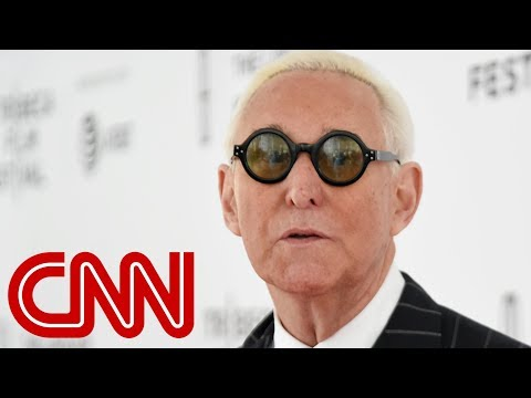 Roger Stone pleads not guilty to 7 criminal charges