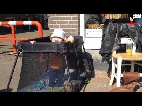 Campingbedje Baby Bjorn.Review Babybjorn Reisbedje Light Door Mommytalks