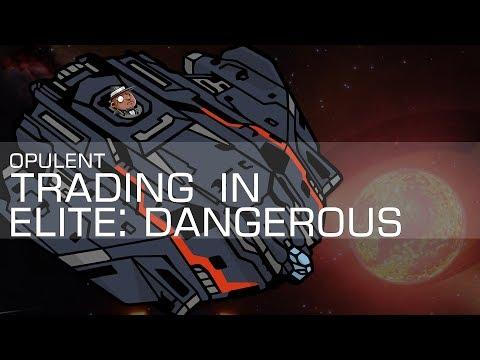 12,000 CR/T Opulent Trading In Elite: Dangerous