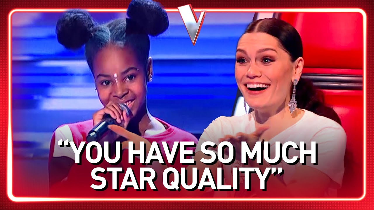 Download 10-Year-Old RAPPER brings HIP HOP to The Voice Kids | Journey #50