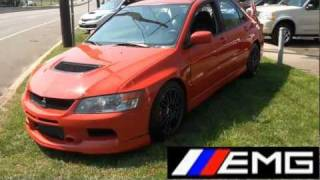 2006 Mitsubishi Lancer Evolution 9 MR Edition