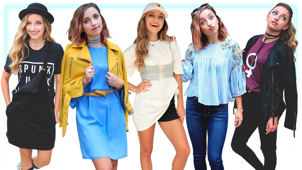6 MUST-HAVE LOOKS FOR BACK TO SCHOOL 2017   Brooklyn and Bailey 8