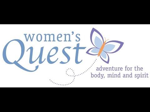 Womensquest  - Magazine cover