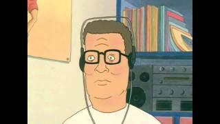 Hank hill listens to Rasheeda Bubblegum Song