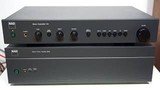 Video NAD 114 Stereo Preamplifier & NAD 214 Stereo Power Amplifier download MP3, 3GP, MP4, WEBM, AVI, FLV Desember 2017