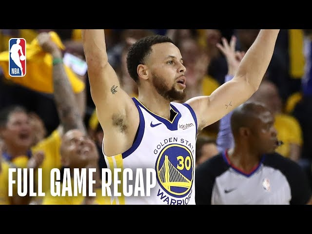 CLIPPERS vs WARRIORS   Stephen Curry Shows Out With an Unreal 38pt 15reb Performance   Game 1