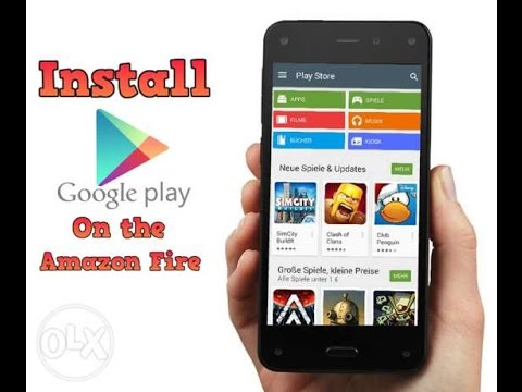 no google play store on phone