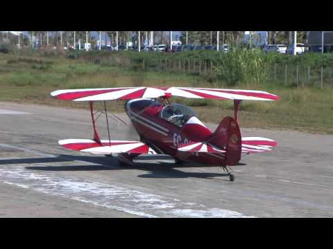PITTS S2A en castellon amazing take off