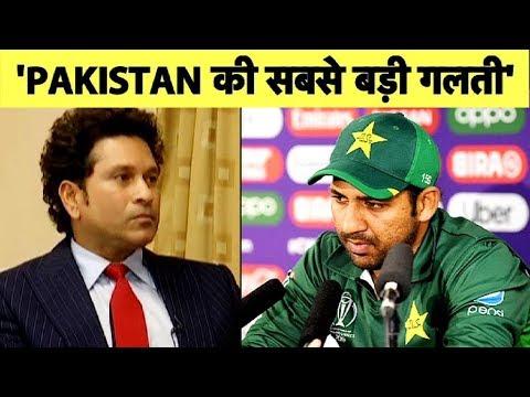 Sachin EXCLUSIVE: Pakistan