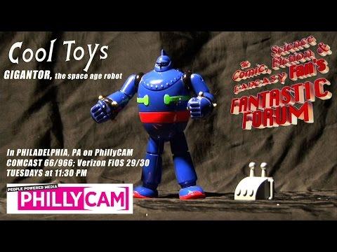 Fantastic Forum Cool Toys Segment - Legend of Gokin Series Tetsujin 28