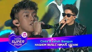 Cinta & Jatuh Bangun - Haqiem Rusli, Ismail Izzani | #MYLazada1111