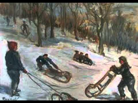 Belo Felix Deťom: Sniežik