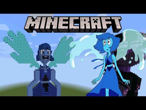 Minecraft Steven Universe Lapis Lazuli Statue YouTube - Skins para minecraft pe steven universe
