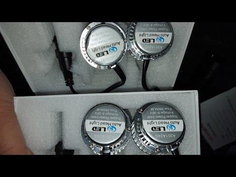 EBAY LED HEADLIGHT BULB REVIEW FAILURE 9005 9006 FRAUD