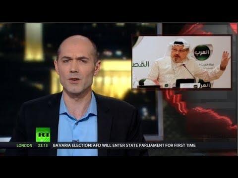 The Impending Economic Crisis & Khashoggi's Mysterious Background