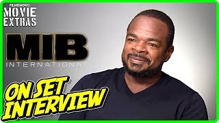 "MEN IN BLACK: INTERNATIONAL | F. Gary Gray ""Director"" On-set Interview"
