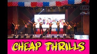 Cheap Thrills || Sia ft. Sean Paul || Dance choreography || Atamjeet institute of dance & arts