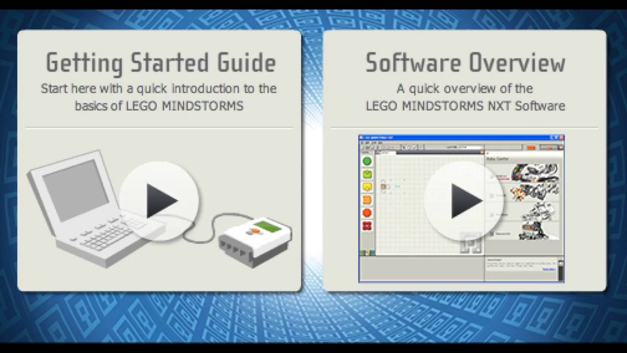 LEGO MINDSTORMS NXT Software Overview