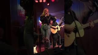 Lauren Alaina 'Road Less Traveled' Coyote Joe's Tanner Guitar Pull