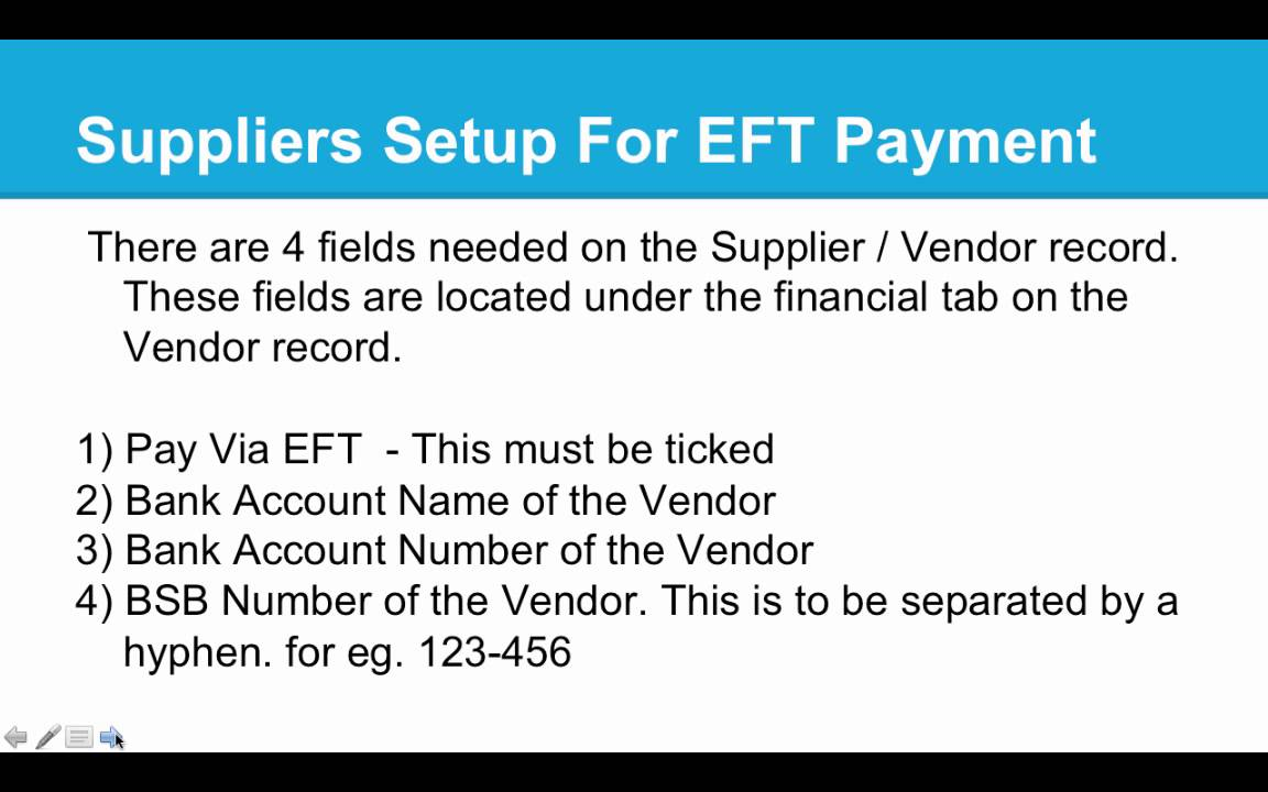 AVT EFT Payment Tools for NetSuite
