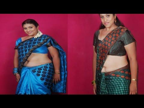 Telugu Serial Actress uma aunty navel Show Video | Tamil hot movie 18+ thumbnail
