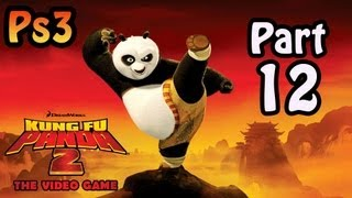 Kung Fu Panda 2: The Video Game (PS3) Walkthrough Part 12 ENDING