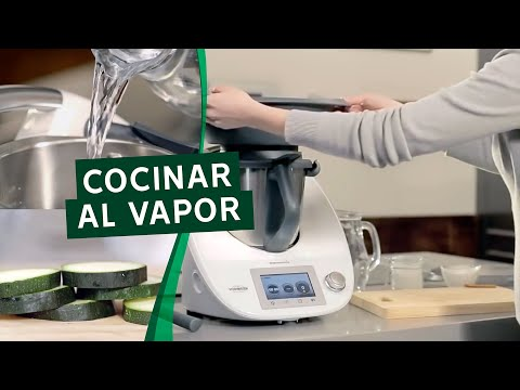 cocinar al vapor con thermomix tm5 youtube. Black Bedroom Furniture Sets. Home Design Ideas