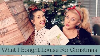 What I Bought Louise For Christmas | Zoella