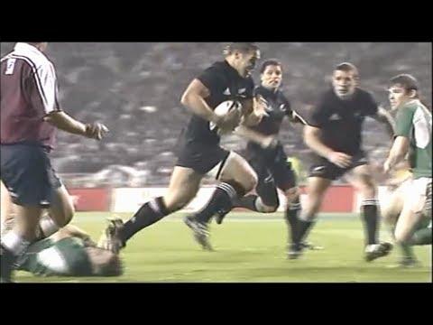 Ronan O'Gara Poor Tackling Brutally Exposed By The All Blacks
