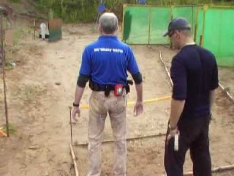 IPSC shooting -  Lithuania Open 2008 (DQ)