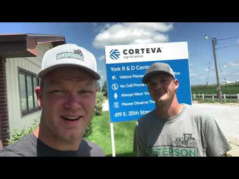 Touring A Corn Research Facility!