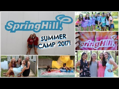 SUMMER CAMP 2017! | SpringHill Camps!