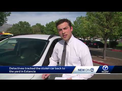 Albuquerque Salvage Yards >> Torrance County Salvage Yard Connected To Stolen Albuquerque Cars