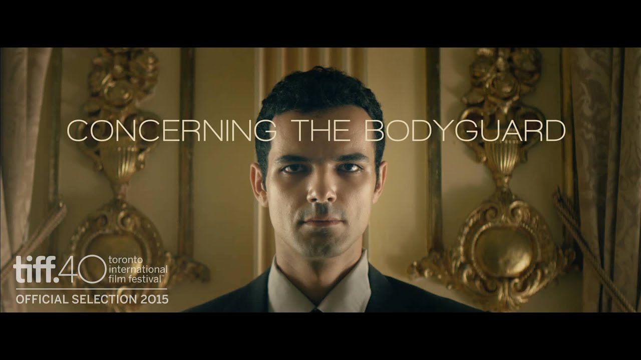 Concerning The Bodyguard Short Film Feat Salman Rushdie