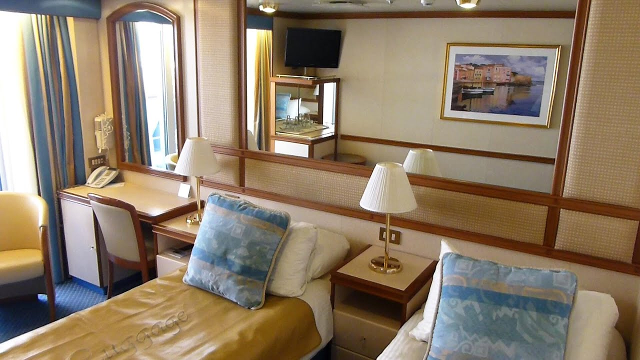Emerald Princess ® Deck Plan - Deck Plans : Princess Cruises