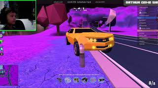 ROBLOX-Police and thief with ETs (ALIENS Jailbreak)