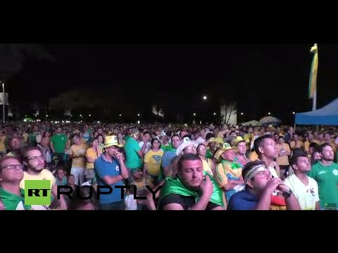 LIVE from Brasilia as thousands await Dilma Rousseff's impeachment decision