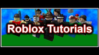 ROBLOX Studio Tutorial - Modeling Characters & How to find High Quality Models
